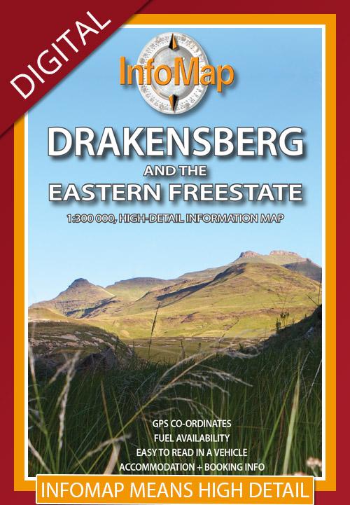 DRAKENSBERG MAP COVER PDF