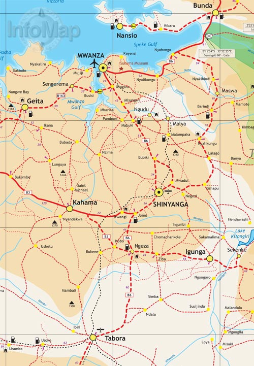 Tanzania-map2
