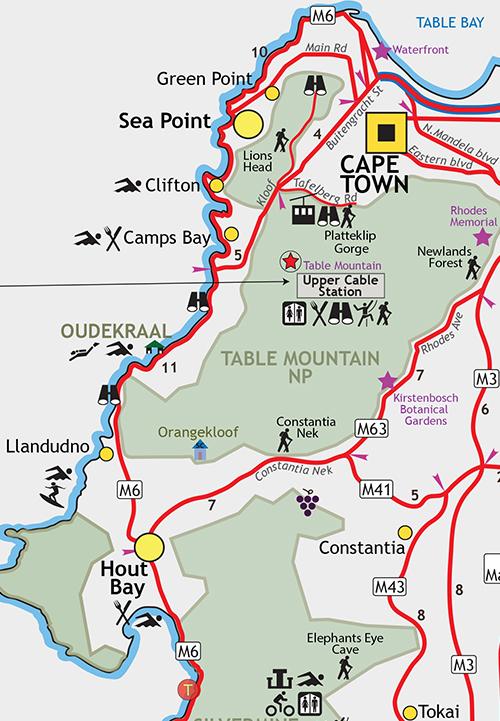 Kruger Park Map Pdf
