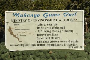 InfoMap_Namibia_Botswana_2016_Mahango_National_Park